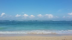 20170526_114636 (Evelyn_Photo) Tags: ocean shore beach sand blue seascape sky water tropical bali indonesia international