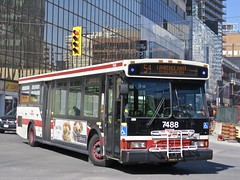 Toronto Transit Commission 7488 (YT | transport photography) Tags: ttc orion vii 7 bus toronto transit commission