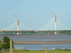 DSCF0702 Mersey Gateway Bridge (Anand Leo) Tags: merseygatewaybridge rivermersey widnes halton runcorn
