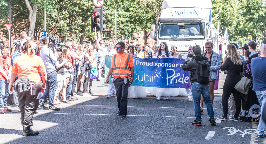 LGBTQ+ PRIDE PARADE 2017 [ON THE WAY FROM STEPHENS GREEN TO SMITHFIELD]-130024