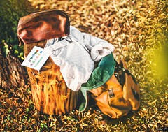 Paul marius (Karl.T - Photographie) Tags: paulmarius bag cuir barber vintage retro french bonobo vetement chemise woods nature canon 50mm f14 6d eos amazon jobs camerabag pub skin legionnaire bokeh