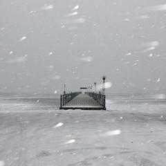 Meditazione estiva (Galep Iccar) Tags: snow nature cold frozen white trasimeno lake lago umbria canon cristianopelagracci