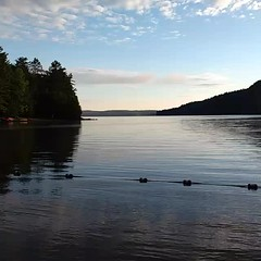 Good morning Bon Echo (Georgie_grrl) Tags: bonecho campingtrip topw unofficialevent provincialpark beautifulnature ontario goodmorning sunrise upandatit lake peaceful serene wellexceptforthemosquitoes skyandclouds