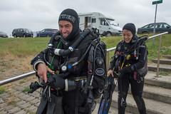 AVOS-verbroederingsduik 2017 (NELOS-fotogalerie) Tags: 2017 avosverbroederingsduik rebreather tewatergaan technischduiken