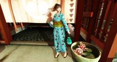 @JAPONICA (maho.R) Tags: agata jadore yukata kimono japonica barberyumyum maitreya cute kawaii catwa bentohead