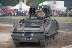 Tankfest 2017 (thulobaba) Tags: tankfest 2017 armour museum afv tank panzer british uk army armoured blinde char stormer airdefence missile royalartillery