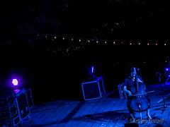 Julia Kent - Just Like Heaven festival, Anfiteatro del Venda, Galzigliano Terme (PD) 6-7-2017 (streetspirit73) Tags: juliakent justlikeheaven festival anfiteatro del venda galzigliano terme live concert gig music cello violoncello