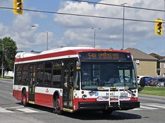 Toronto Transit Commission 8645 (YT | transport photography) Tags: ttc toronto transit commission nova bus lfs