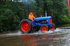 IMG_0457 (Yorkshire Pics) Tags: 1006 10062017 10thjune 10thjune2017 newbyhalltractorfestival ripon marchofthetractors marchofthetractors2017 ford fordcrossing river rivercrossing tractor tractors farmingequipment farmmachinery agriculture yorkshire northyorkshire