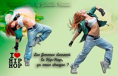 styles de Femmes (Gabrielle Vaucan) Tags: femme stupide fourrure hiphop fétiche élégance attitude photo photoshop photocomposition photomanipulation digitalart