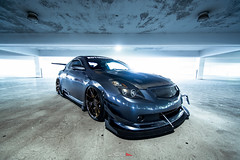 Bagged Nissan Altima w/ ACE Flowform AFF02 (ACEALLOYWHEEL/AMF FORGED) Tags: nissan altima coupe bagged airsuspension vq ace acealloy acealloywheel acewheels flowform aff02 laziduck nissaniti aftermarket wheels customwheels custom