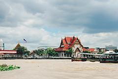 _MG_1294 (WayChen_C) Tags: thailand bangkok chaophrayariver wat architecture ประเทศไทย บางกอก กรุงเทพมหานคร แม่น้ำเจ้าพระยา 泰國 曼谷 昭披耶河 thaigraduationtrip 湄南河