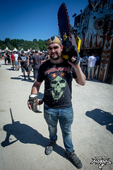 IMG_4227 (mzagerp) Tags: hellfest open air festival 2017 clisson france metal metalhead mainstage warzone déguisements gig moshpit