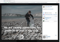 SAS social media - William Beach Clean (s0ulsurfing) Tags: s0ulsurfing 2017 july news wwwjasonswaincouk image photography isleofwight isle wight island blatantselfpromotion surfers against sewage william beach clean