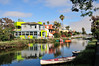 Venice, Los Angeles (J-Fish) Tags: venice canal boat houses bridge losangeles california d300s 1685mmvr 1685mmf3556gvr