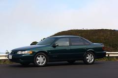 1994 Ford Taurus SHO (Jason Wollenweber) Tags: 1994 ford taurus sedan sho car vehicle