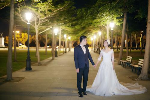 Pre-Wedding [ 南部婚紗 - 草原森林建築特殊景類婚紗 ] 婚紗影像 20170510 - 259拷貝
