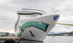 Norwegian Fjords Cruise (Steve~B) Tags: ncl cruise norwegian jade alesund port norway cruiseterminal