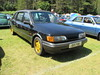 Ford Colman Milne Dorchester Limousine E15FOS (Andrew 2.8i) Tags: pontarddulais pembrey country park classic classics car cars show limousine milne colman granada scorpio limo dorchester ford