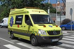 SEM (Servicio de Emergencias Mancomunado) (Martin J. Gallego. Siempre enredando) Tags: emergency emergencyvehicles emergencia emergencias ambulance ambulancia mercedesbenz mercedes sprinter mercedessprinter