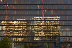 (kawa.uso) Tags: vienna wien austria nikon d7000 june juni 2017 reflections crane construction architecture guessedvienna
