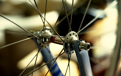 bike (bluebird87) Tags: fork bike dx0 c41 epson v600 film kodak ektar 100 nikon f4s fitwell
