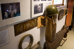 Igor museo, helmet (visitsouthcoastfinland) Tags: visitsouthcoastfinland degerby igor museum museo finland suomi travel history indoor