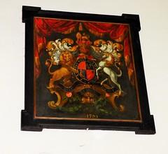 St John the Baptist, Harrietsham (grassrootsgroundswell) Tags: church englishparishchurch harrietsham kent royalarms