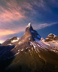 Stetind (Jay Daley) Tags: norway stetind mountain aerial dji phantom4pro