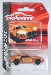 MAJ-PC-Jaguar-F (adrianz toyz) Tags: majorette diecast toy model car france premium cars jaguar f type
