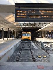UTD 592-210 (Tiago Alves Miranda) Tags: caminhodeferro railways estação station comboio train cp comboiosdeportugal utd592 592210 interregional portocampanhã pca linhadominho linhadonorte porto portugal tiagoalvesmiranda