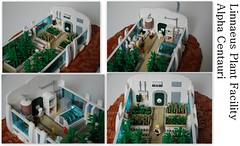 Linnaeus_2 (Kris_Kelvin) Tags: lego moc scifi alpha centauri space exploration