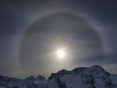 Super Sun #2 (endrunner) Tags: skyscape sky landscape halo sun topazadjust dynamicbrightness simplysuperb greatphotographers