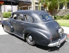 1948 Chevrolet (bballchico) Tags: 1948 chevrolet sedan carshow santamariaca