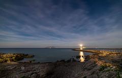 Punta Sottile (Michele Naro) Tags: puntasottile favignana sicilia sicily sizilien sicile sea samyang14mmf28 see italien italy italia italie iamnikon nikond610 nightshot