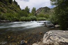 Clear Creek (JLDMphoto) Tags: nikon d7200 1685 landscape creek water whitewater mountains stream rocks trees nature colorado jldm