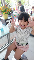 20170714 (violin6918) Tags: violin6918 taiwan hsinchu mobile sony z3 cute lovely littlebaby angel children child pretty princess baby portrait kid daughter girl family shiuan