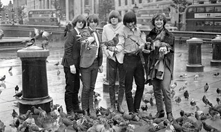 The Byrds in London 1965 :