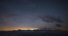 Starry night over Karwendel (Bernhard_Thum) Tags: alps nikond800e carlzeiss distagont2815 distagon1528zf zf2 nature night nightoneath karwendel elitephotography capturenature landscapesdreams