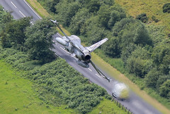 Lockheed Martin Fighting Falcon F-16 FB-24 066-1 (cwoodend..........Thanks) Tags: 2017 machloop mach machlooplfa7 lfa7 snowdonia wales lowfly lowlevel bluebell belgian baf belgianairforce fb24 ocu 30yearspecialtail sempervulture lockheed lockheedmartin f16 fightingfalcon viper viperfb24 bafocu f16fb24