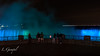 Niagara Falls - Watching the spectacular light show (Lgampel) Tags: blue specland toronto canada niagarafalls 2017 canadaday sony photograph canadianfalls waterfall northamerica ontario night light bridalveilfalls chutesniagara sightseeing people myst horseshoefalls vacation travel flickr tourists destination