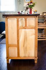 kitchen island 1 (mixedeyes) Tags: woodwork