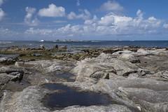 Bord de mer ----- ° (Titole) Tags: saintpierre lowtide rocks clouds seascape titole nicolefaton