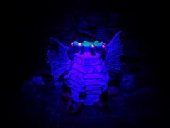 Elder Thing (ridureyu1) Tags: elderthing lovecraft hplovecraft cthulhu cthulhumythos cosmichorror toy toys actionfigure toyphotography sonycybershotsonycybershotdscw690