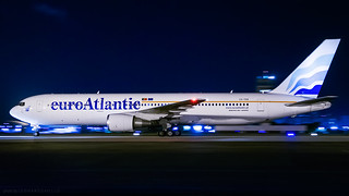 Euro 767 Nightpanned