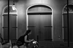 Night Ride (minus6 (tuan)) Tags: minus6 leicamonochrom summilux 50mm frenchquarter neworleans mts