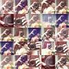 Work in progress (nathaliedunaigre) Tags: selfportrait autoportrait collage combinaison carré square eilahtan femme woman photographe photographer mosaïque