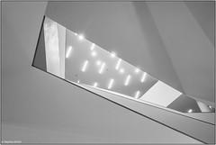 vertical perspective (stephanbruehl) Tags: hamburg konzertsaal elbphilharmonie blackwhite