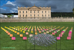 Chatsworth (geospace) Tags: chatsworth rhs flower show invisiblewind andrewlee