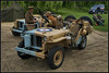 A Couple of Desert Rats (J-o-h-n---E) Tags: kent sandwich ww2 worldwar2 reenactment military 40s fourties 1940 1940s soldiers jeep